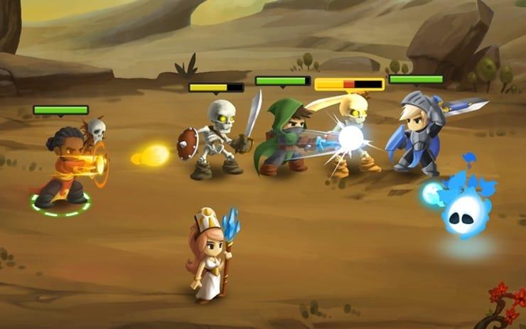 Обзор игры Battleheart 2 для iPhone и iPad