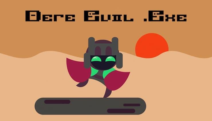 Обзор игры Dere Evil Exe для iPhone и iPad