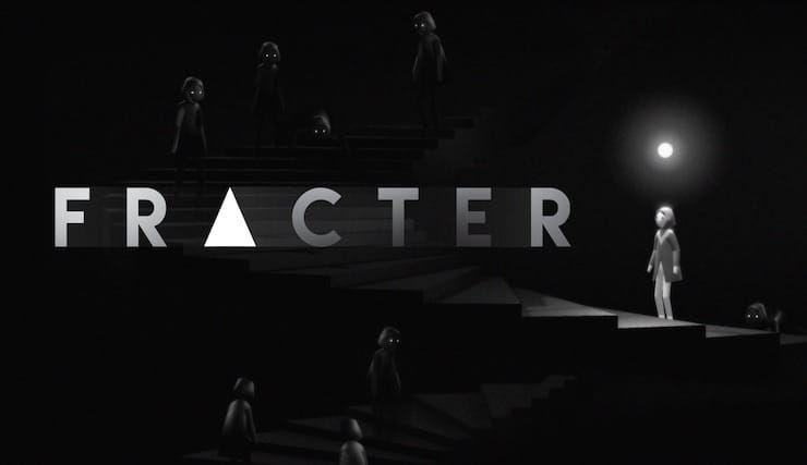 Игра Fracter для iPhone и iPad – атмосферная приключенская головоломка, бросающая вызов мозгу