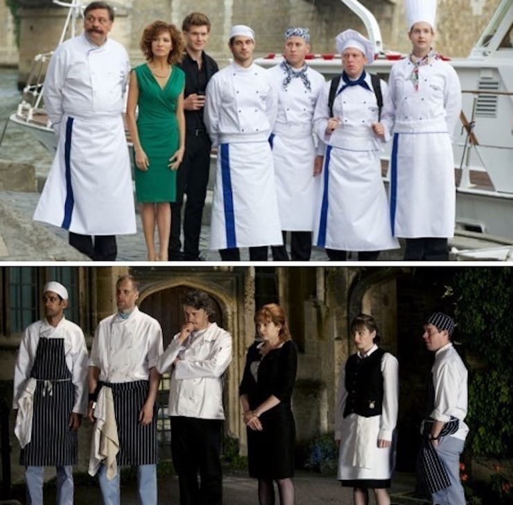 «Кухня» («Кухня Уайта»/«Whites»)