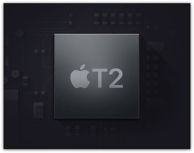 чип T2