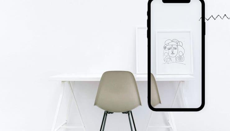SketchAR — приложение с дополненной реальностью для тех, кто хочет научиться рисовать