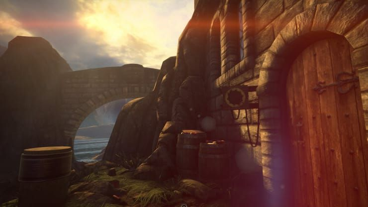 Игра The Eyes of Ara для iPhone и iPad