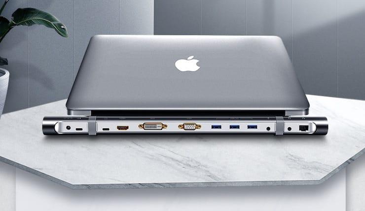Ugreen USB (USB Type-C) хаб для MacBook и iMac с AliExpress