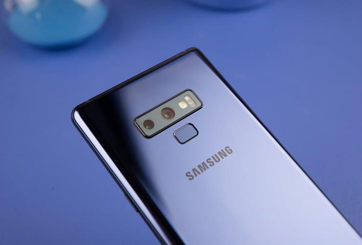 Сравнение Samsung Galaxy Note 9 и Galaxy Note 8: в чем разница?