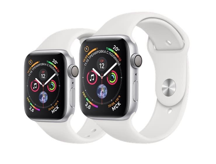 Какой размер часов Apple Watch Series 4 выбрать