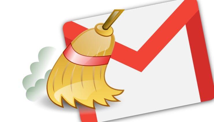 Как легко очистить (освободить) место в Gmail (Google-аккаунте)