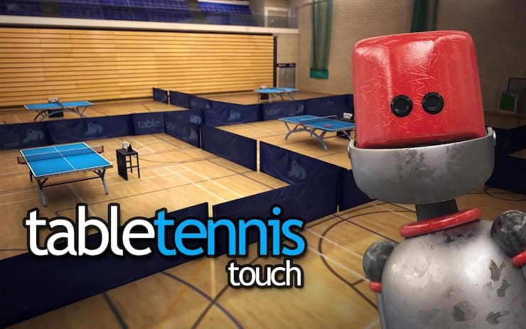 Table Tennis Touch – лучший симулятор настольного тенниса для iPhone и iPad