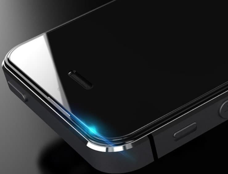 Защитное стекло для iPhone5, 5s, 5c и SE