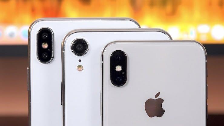 Новый Айфон 2018: фото и видео прототипов iPhone X Plus и iPhone 9
