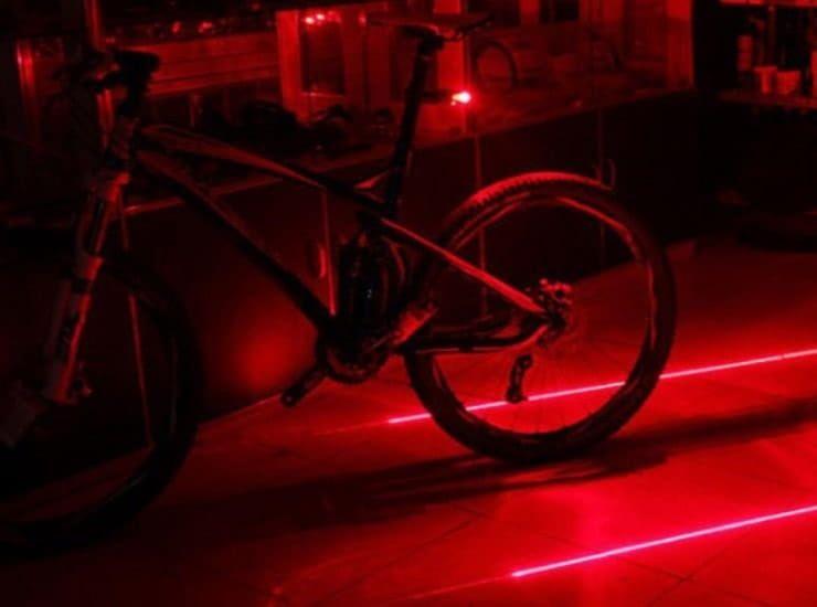 Велосипедная фара