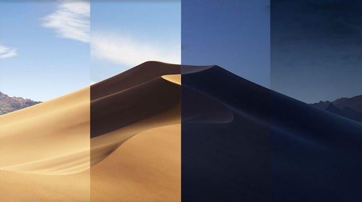 «Живые» (динамические) обои на Mac: как включить