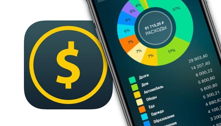 Money Pro - программа для iPhone, iPad и Mac для управления финансами