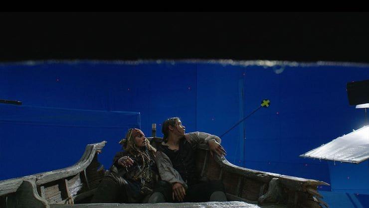 Как создавались спецэффекты для фильма Пираты карибского моря