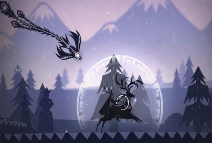 Nishan Shaman — очаровательная ритмическая аркада по мотивам маньчжурских легенд для iPhone и iPad