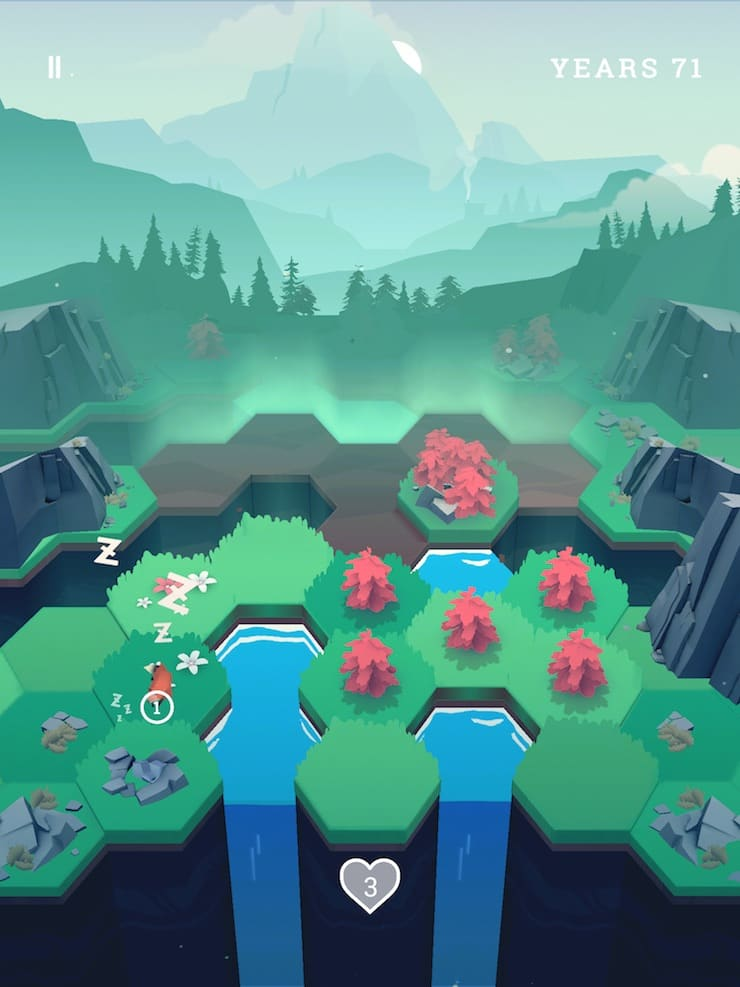 Обзор игры Valleys Between для iPhone и iPad