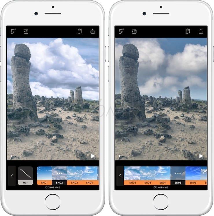 Оживи фото на Айфоне: приложение Pixaloop анимирует любое фото