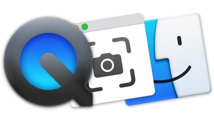Как записать видео с экрана Mac (macOS)