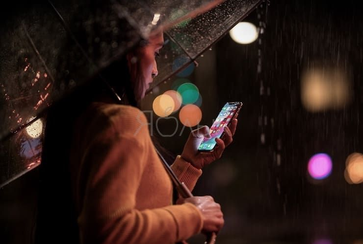 ВодонепроницаемостьiPhone Xs и iPhone Xs Max
