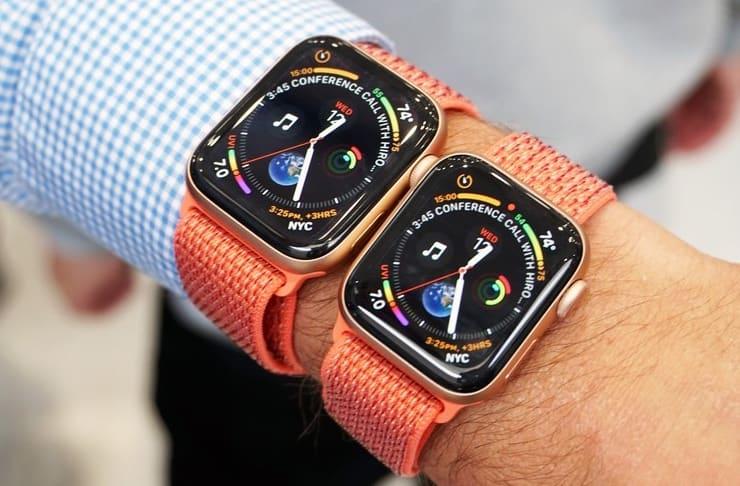 Какой размер Apple Watch Series 4 выбрать