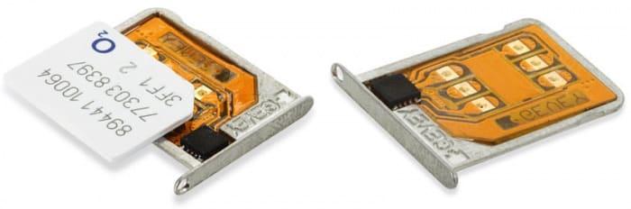Turbo-SIM (специальная прокладка-плата, которую подкладывают под SIM-карту)