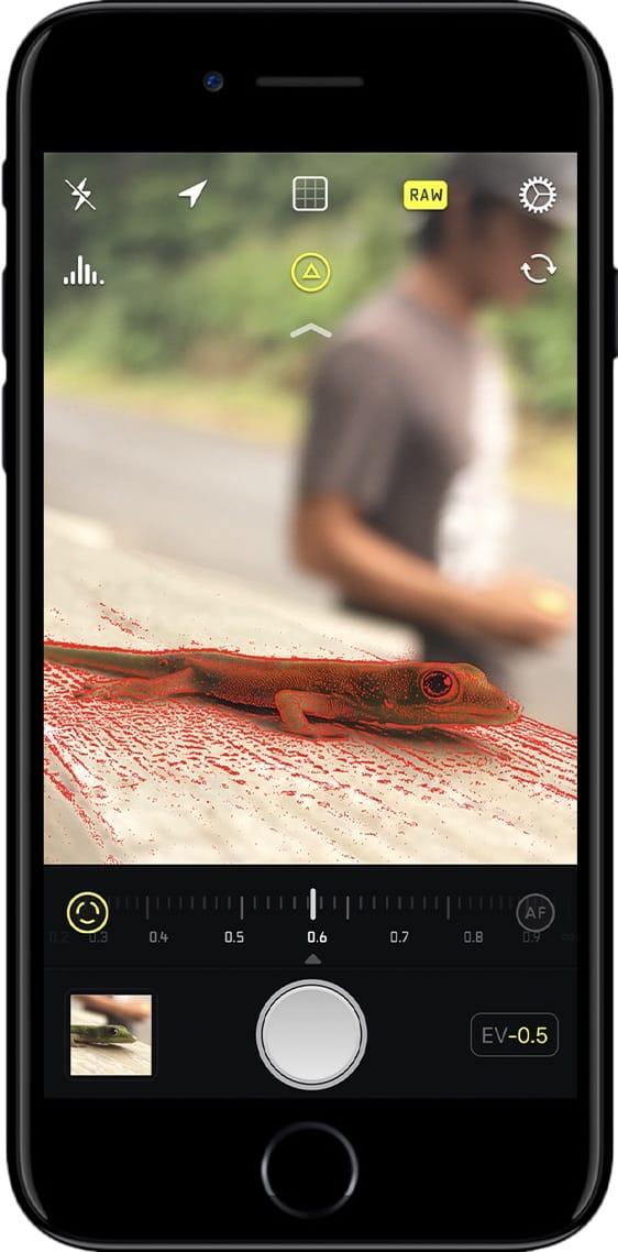 Приложение Halide для iPhone