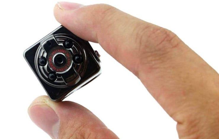 Скрытые камеры видеонаблюдения для дома: обзор вариантов