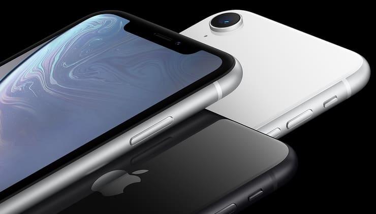 Чем iPhone XR отличается от iPhone 8