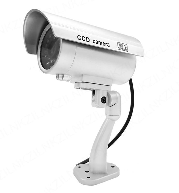 Муляж настоящей камеры видеонаблюдения