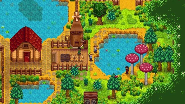 Обзор Stardew Valley для iPhone и iPad: игра-бестселлер, полностью разработанная одним человеком