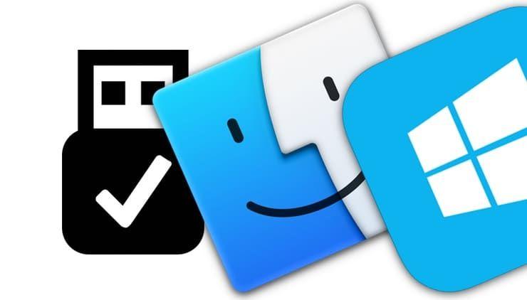 Как прочитать форматированную (HFS+) на Mac флешку в Windows: 4 способа