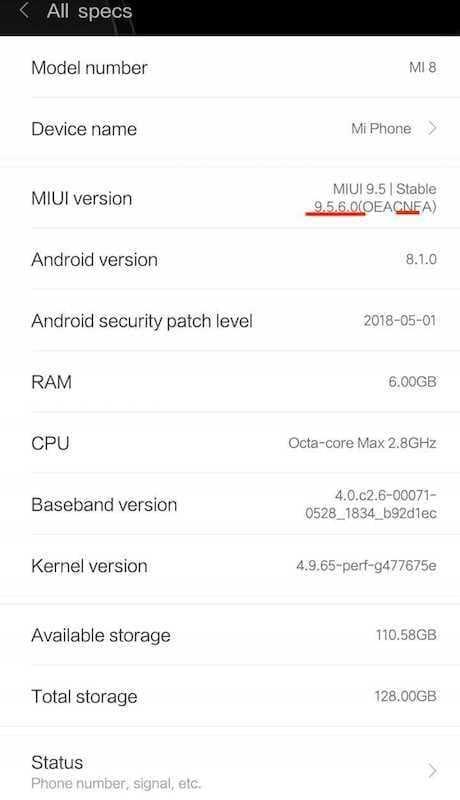 Как отличить китайский Xiaomi от глобальной версии (Global Version)