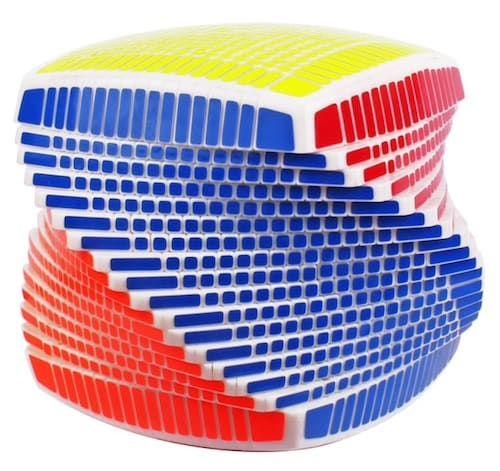 Кубик Рубика для «маньяков»
