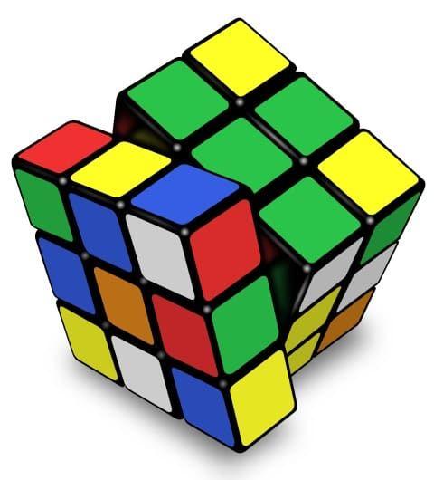Классический кубик Рубика