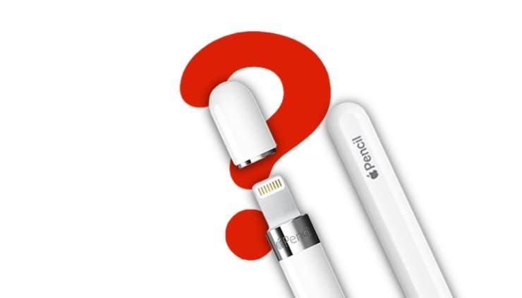 Сравнение Apple Pencil 1 и Apple Pencil 2
