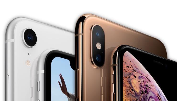Сравнение камер iPhone XR vs iPhone XS