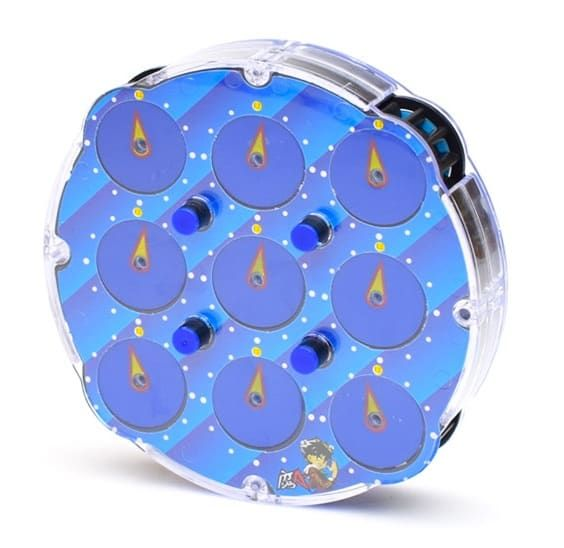 Часы Рубика