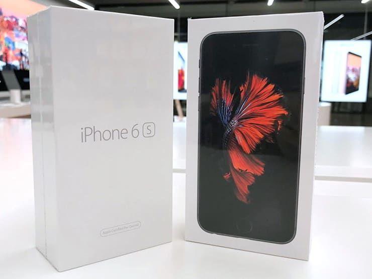 Официально восстановленные iPhone (RFB, CPO, реф, «как новый»)