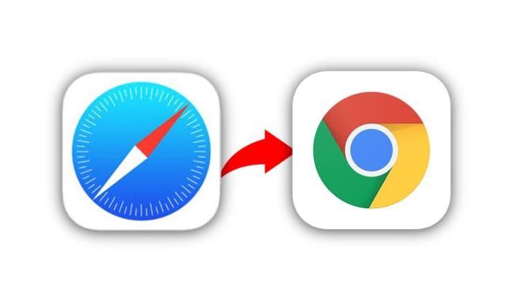 Как открывать ссылки в Google Chrome на iPhone или iPad без джейлбрейка?