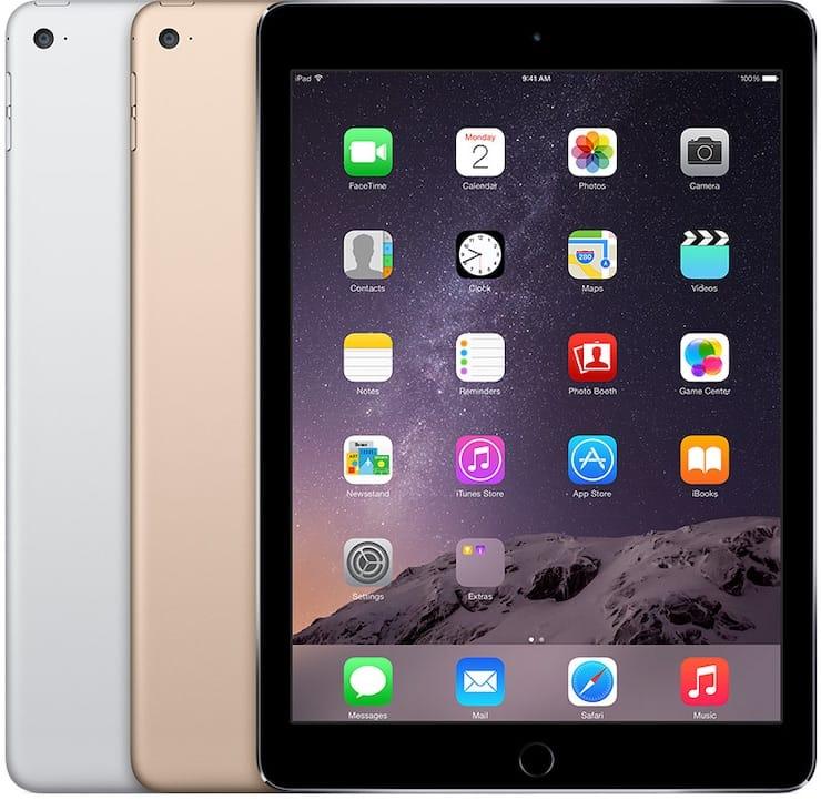 iPad Air 2 (конец 2014 года)