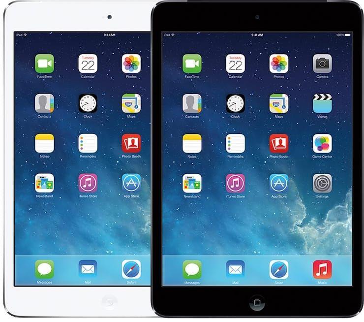 iPad mini 2 (конец 2013 года)