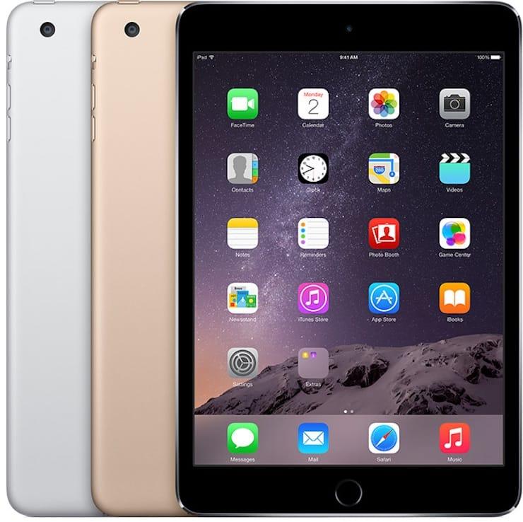 iPad mini 3 (конец 2014 года)