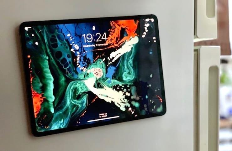 магнитный iPad Pro 2018