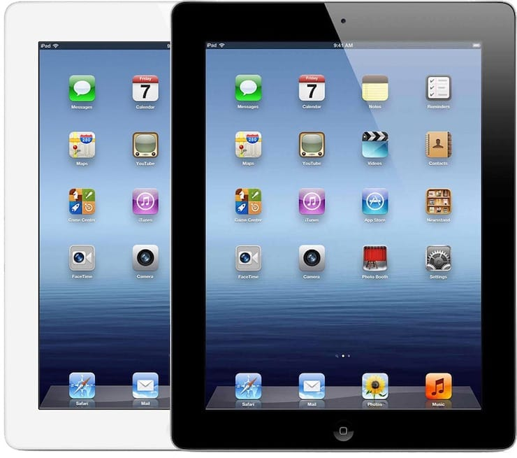 iPad 3 (начало 2012 года)