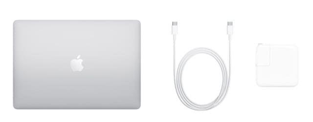 Комплект MacBook Air 2018 (что в коробке)