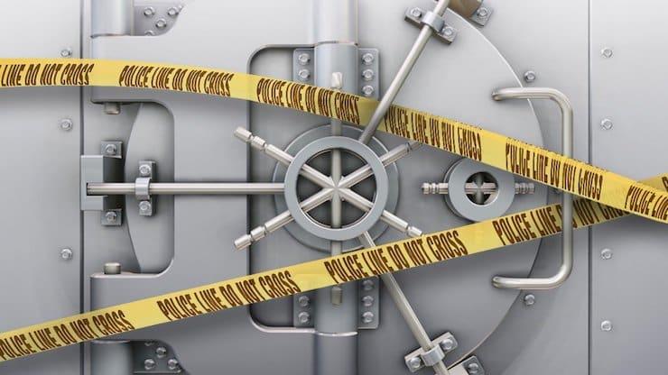 Ограбление онлайн-банка