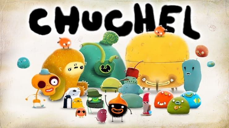 Chuchel game (Scarecrow) for iPhone and iPad: a comedy adventure from the creators of Machinarium, Botanicula and Samorost