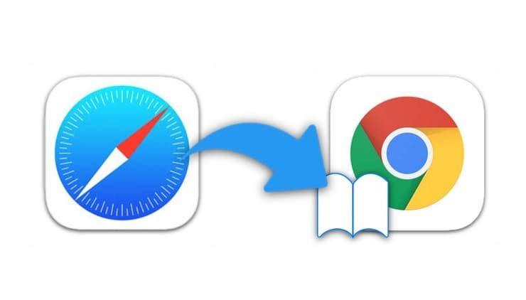 Как сохранить закладку сайта в Chrome прямо из Safari на iPhone или iPad