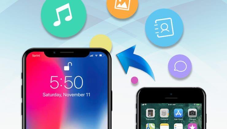 Обзор EaseUS MobiMover: перенос данных между iPhone или iPad, а также удобная загрузка видео без iTunes