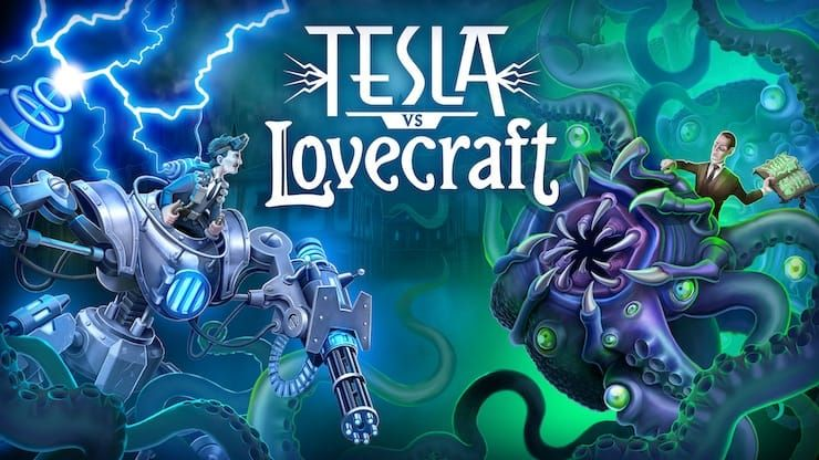 Tesla vs Lovecraft для iPhone и iPad